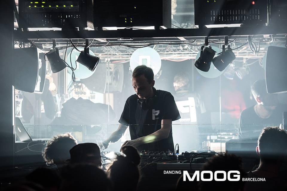 Dario Sorano @ Moog