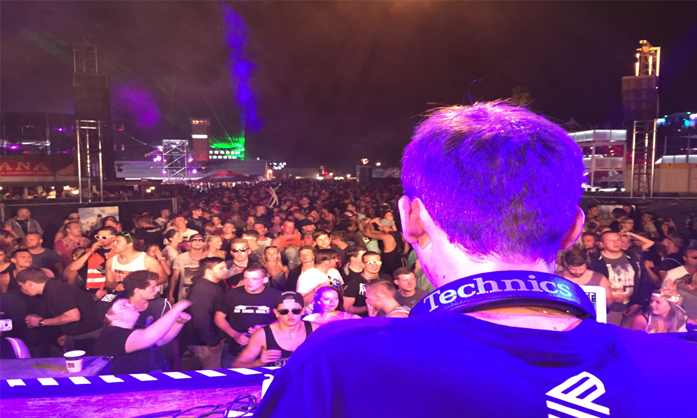 Dario Sorano @ Nature One Festival
